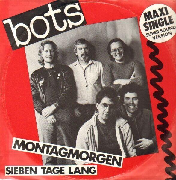 BOTS - Montagmorgen - Maxi x 1