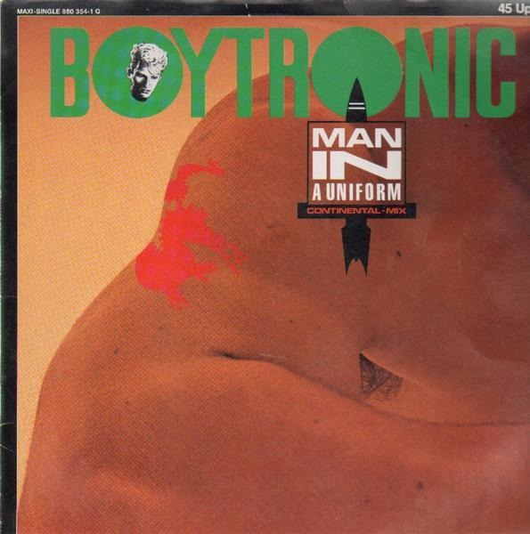 Boytronic Man In A Uniform