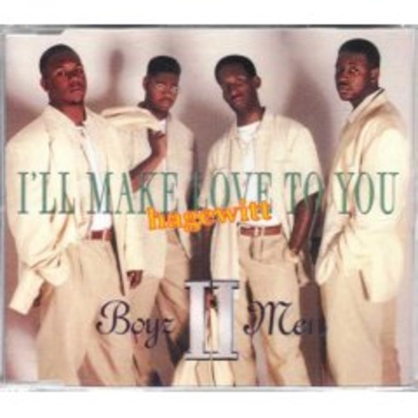 BOYZ II MEN - I'll make love to you - CD Maxi