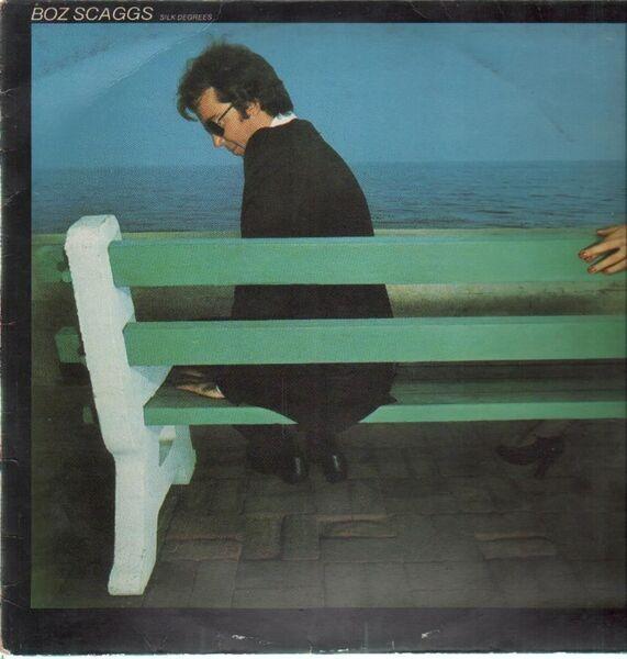 Boz Scaggs - Silk Degrees Vinyl