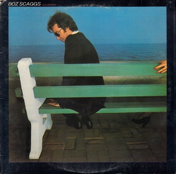 Boz Scaggs - Silk Degrees CD