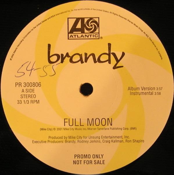 #<Artist:0x007f4828300738> - Full Moon