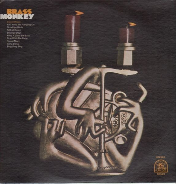 BRASS MONKEY - Brass Monkey - 33T