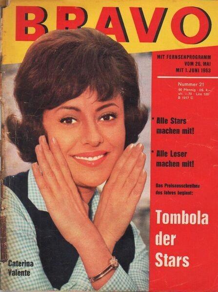 Bravo 21/1963 - Caterina Valente