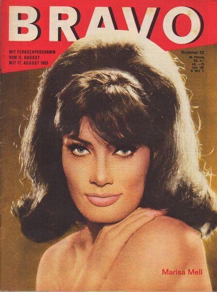 Bravo 32/1963 - Marisa Mell