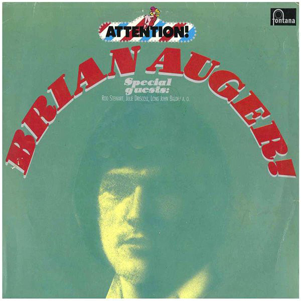 #<Artist:0x00007fd903b81468> - Attention! Brian Auger!