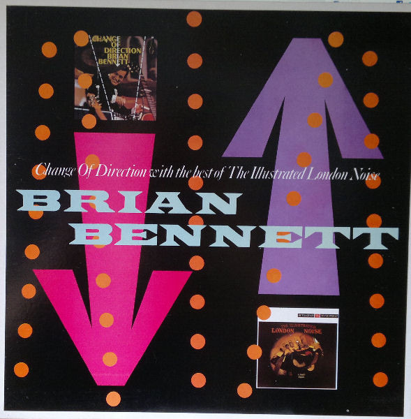 brian bennett change of direction with the best of the illustrated london noise