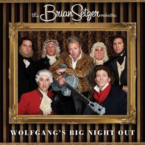 #<Artist:0x007fafd3e35640> - Wolfgang's Big Night Out