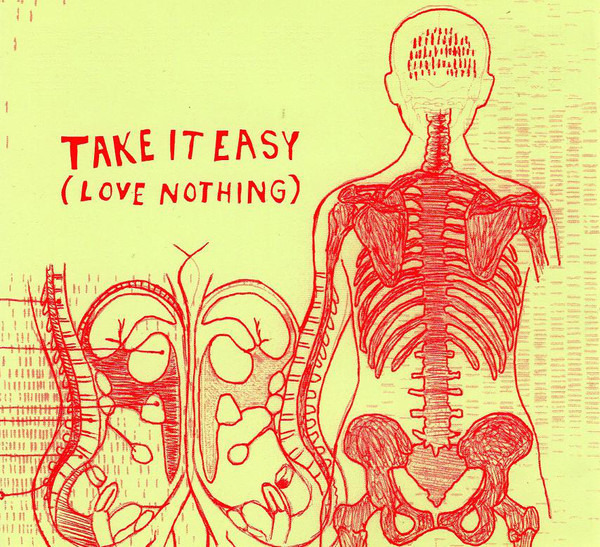 BRIGHT EYES - Take It Easy (Love Nothing) (RED JEWEL CASE) - CD single
