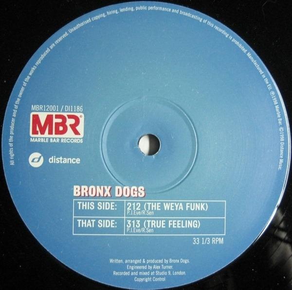 Bronx Dogs 212 (Weya Funk)