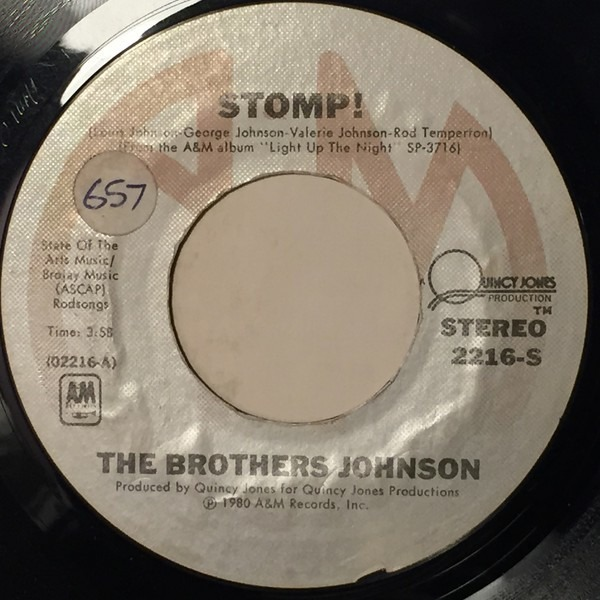 Brothers Johnson Stomp!