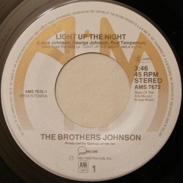 Brothers Johnson Light Up The Night
