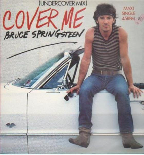 #<Artist:0x007f192349ad20> - Cover Me (Undercover Mix)