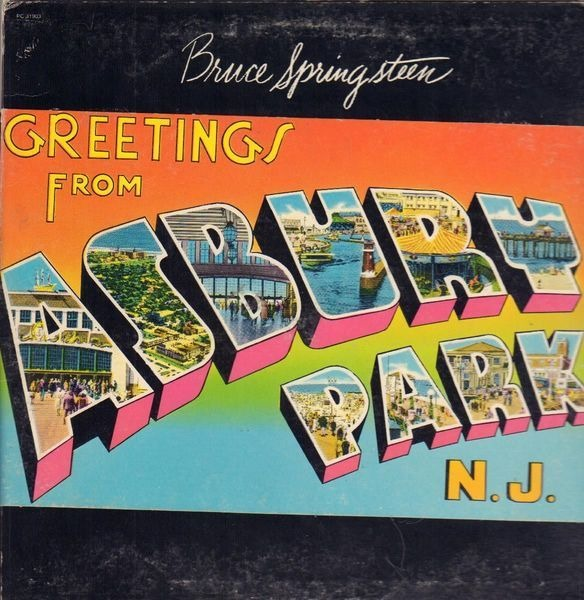 #<Artist:0x00007fd907002d68> - Greetings From Asbury Park, N. J.