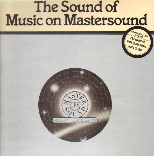 #<Artist:0x007f640bc3ac78> - Sound Of Music On Mastersound