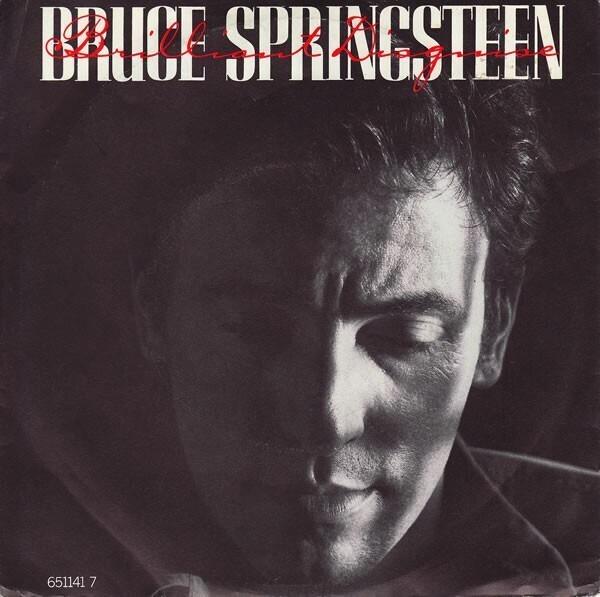 #<Artist:0x007f35828c3318> - Brilliant Disguise / Lucky Man (Vinyl Single)