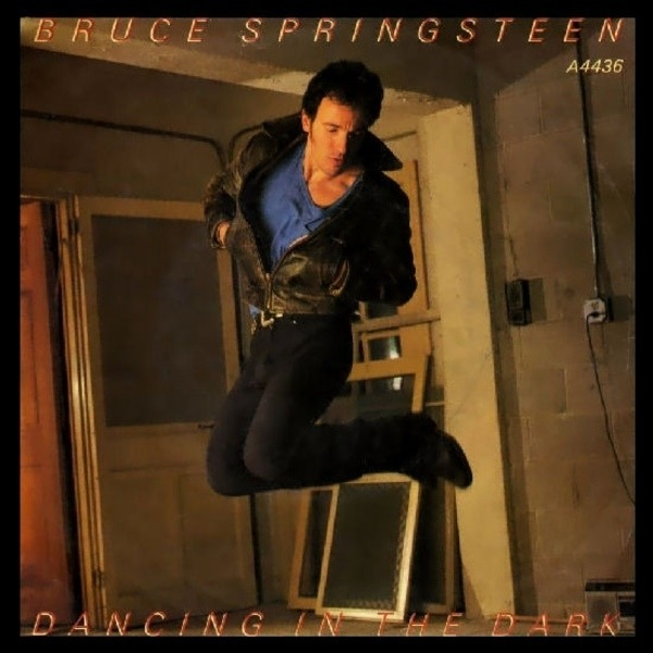 Bruce Springsteen - Dancing In The Dark (injection Labels)