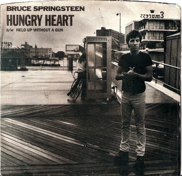 #<Artist:0x007fae3244ffb0> - Hungry Heart / Held Up Without A Gun