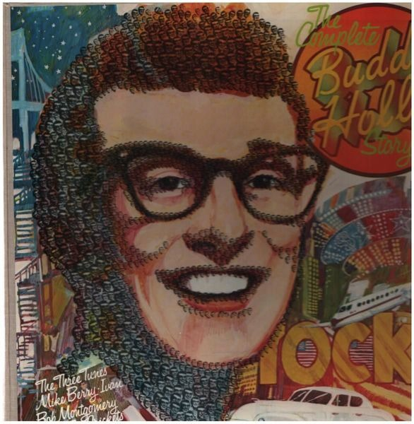 #<Artist:0x007f82373ab568> - The Complete Buddy Holly Story