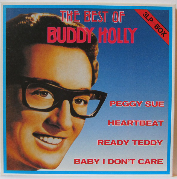 #<Artist:0x007fcf5a419778> - The Best Of Buddy Holly