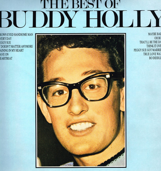 #<Artist:0x007fb2fea70400> - The Best Of Buddy Holly