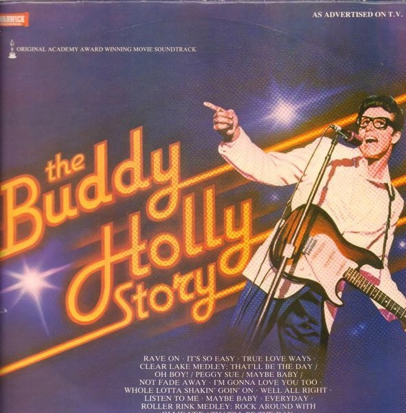 #<Artist:0x007efd1df9cb50> - The Buddy Holly Story