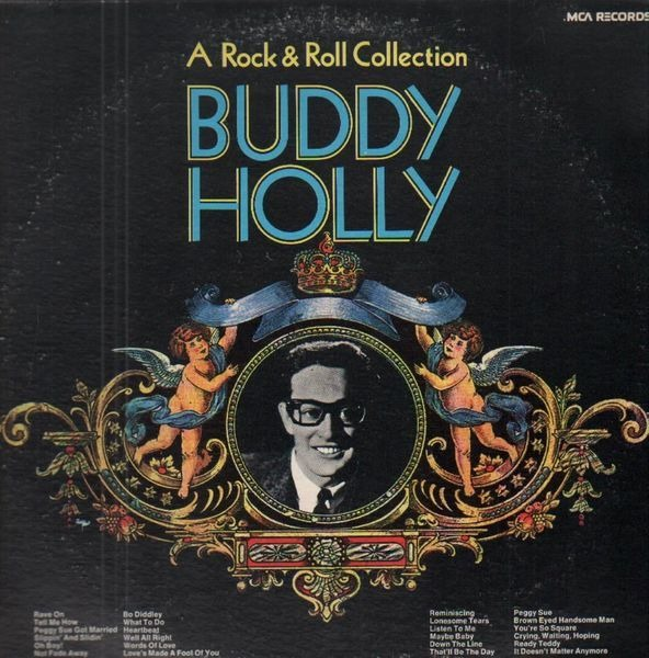 #<Artist:0x007f2999c83150> - A Rock & Roll Collection