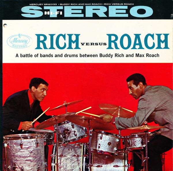#<Artist:0x00007f418134c758> - Rich Versus Roach