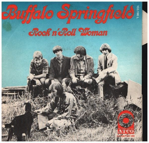 #<Artist:0x007faf464df218> - Rock N' Roll Woman / For What It's Worth
