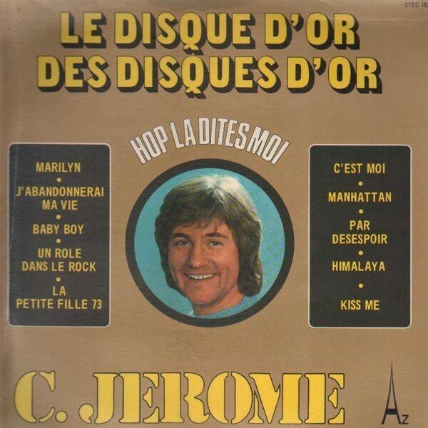 C. JEROME - Le Disque D'Or Des Disques D'Or - 33T