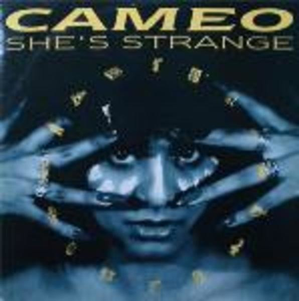 cameo she's strange / groove with you / love you anyway