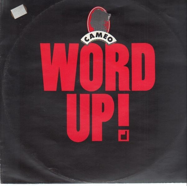 cameo word up!