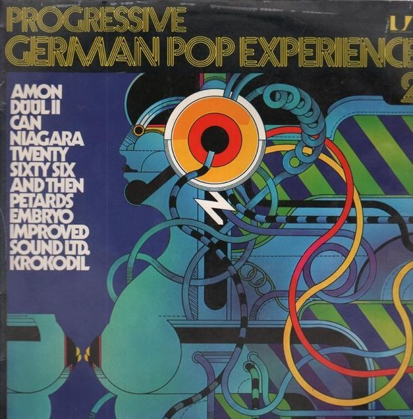 #<Artist:0x00000005dc57d0> - Progressive German Pop Experience 2