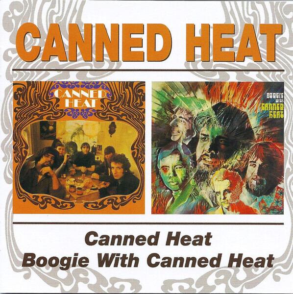#<Artist:0x00007f4de55b6b40> - Canned Heat / Boogie With Canned Heat