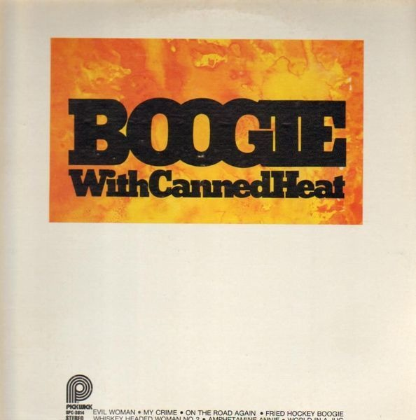 #<Artist:0x00000005c98380> - Boogie with Canned Heat