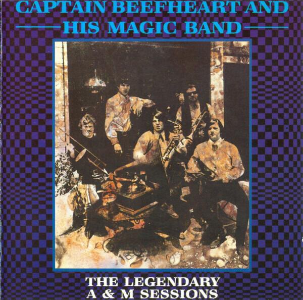 #<Artist:0x007f756b5f86c8> - The Legendary A & M Sessions