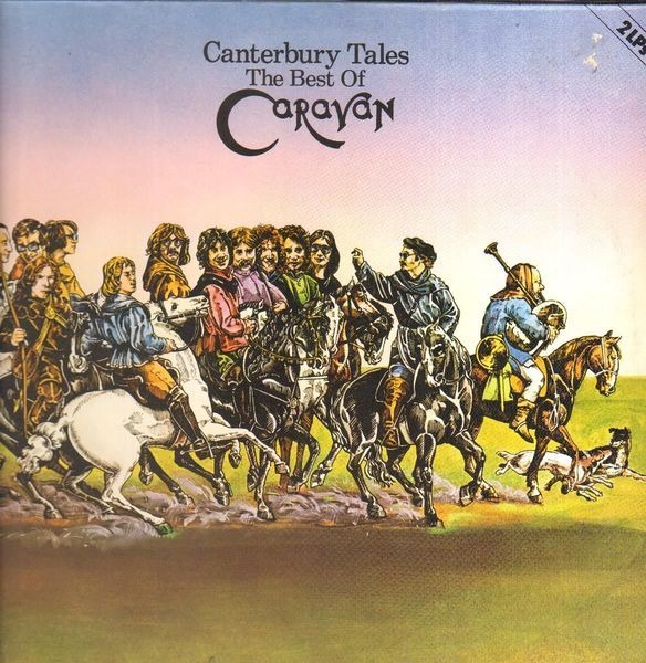 #<Artist:0x00007fce8c4f5fd0> - Canterbury Tales (The Best Of Caravan)