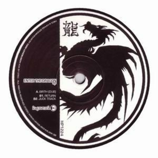 Cari Lekebusch Enter The Dragon EP