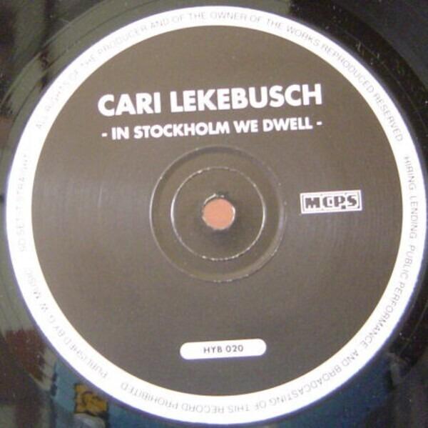Cari Lekebusch In Stockholm We Dwell