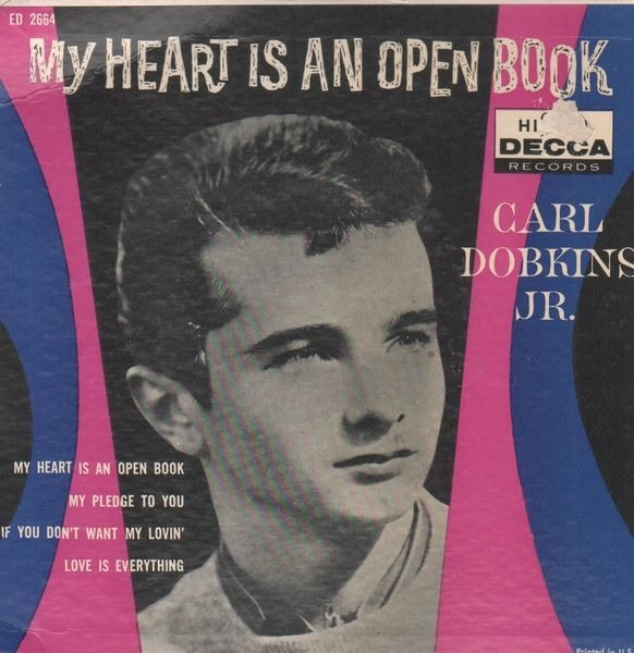 #<Artist:0x007f9efaee7d98> - My Heart Is An Open Book