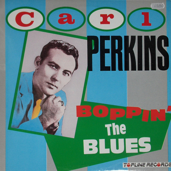 #<Artist:0x00007fce8c26a680> - Boppin' the Blues