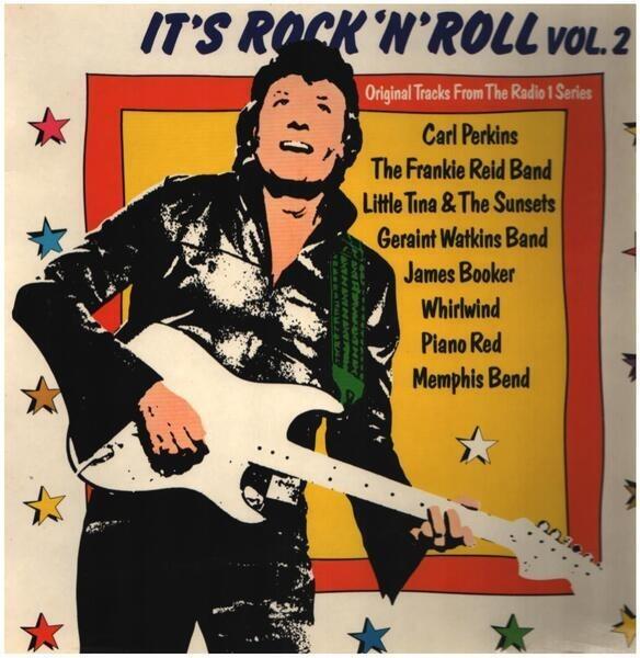 #<Artist:0x007f821c991e98> - It's Rock 'N' Roll Vol. 2
