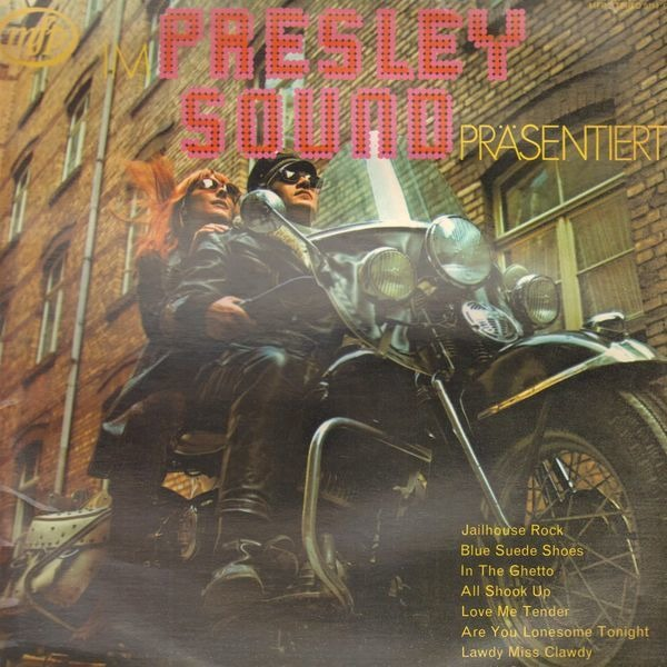 #<Artist:0x007f559d4e12f0> - Im Presley Sound Präsentiert Smash Hits - Presley Style