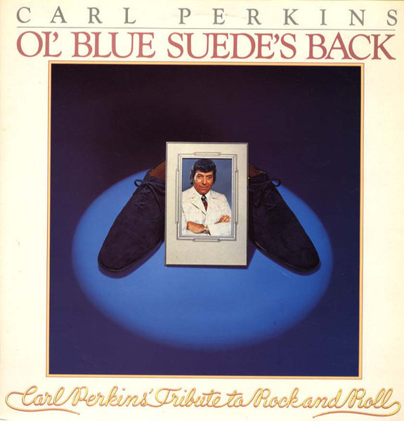 #<Artist:0x000000066409f0> - Ol' Blue Suede's Back