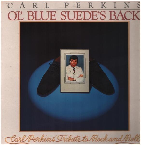 #<Artist:0x007f821c8ec038> - Ol' Blue Suede's Back