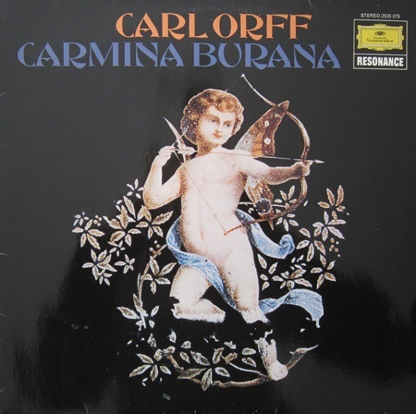 #<Artist:0x00007f4df87a7888> - Carmina Burana