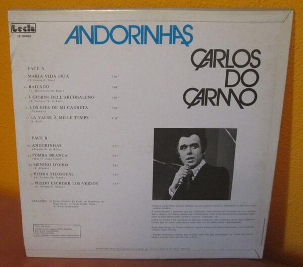 Carlos Do Carmo Andorinhas