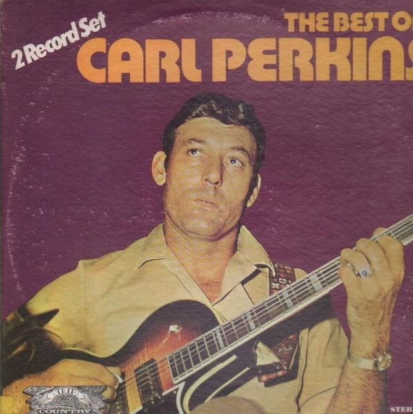 #<Artist:0x007f27693988d8> - The Best of Carl Perkins