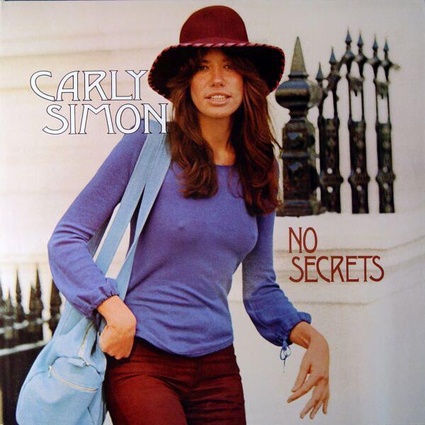 Carly Simon No Secrets (Vinyl Records, LP, CD) On CDandLP