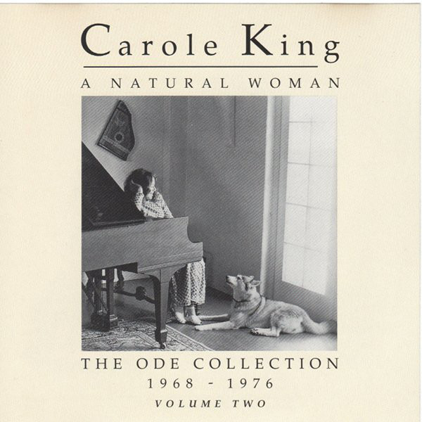 Carole King A Natural Woman: The Ode Collection 1968-1976 (CARDBOARD BOX)